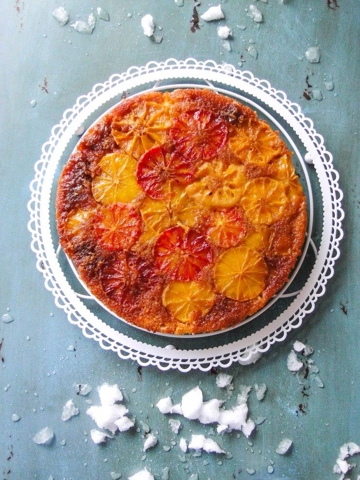 caramel orange sunshine cake 1-1