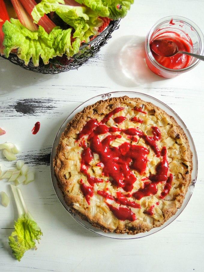 rhubarb tart 4-2