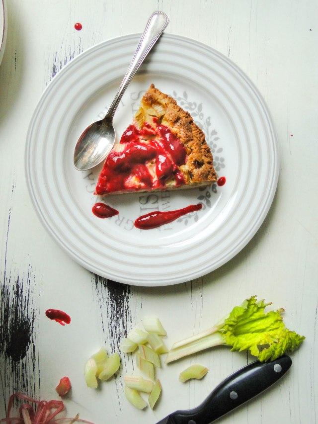 rhubarb tart 7-5