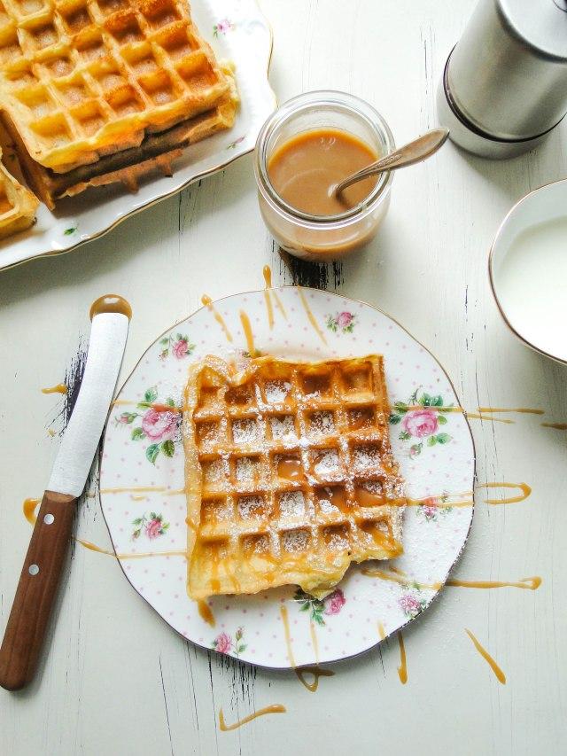 waffles 5-5