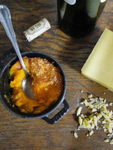 pumpkingratin&veal