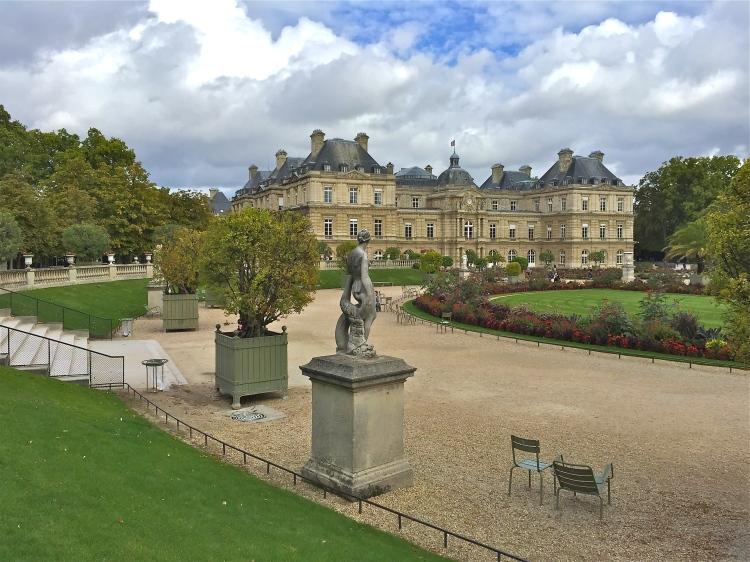 Jardin du Luxembourg, September 2015