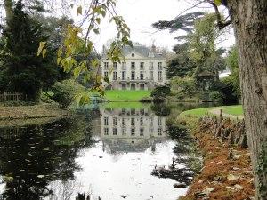 enchanted château