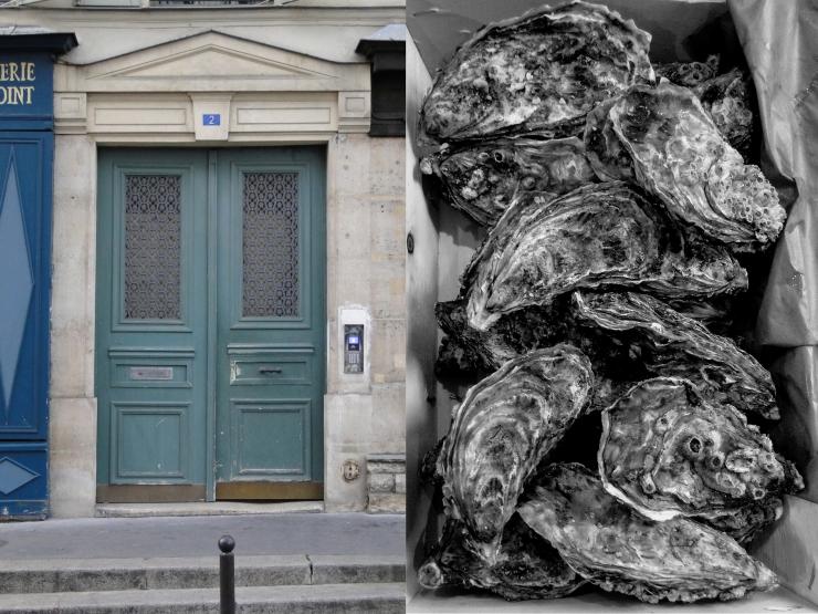 oysters&door