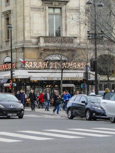 Sarah Bernhardt Café