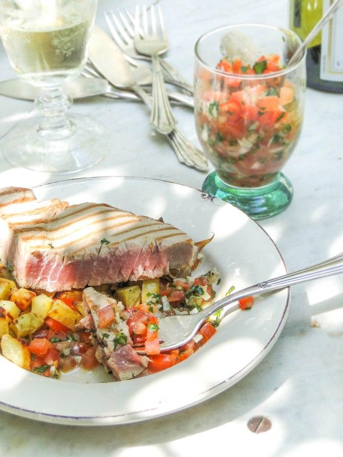 tuna & sauce vierge-2