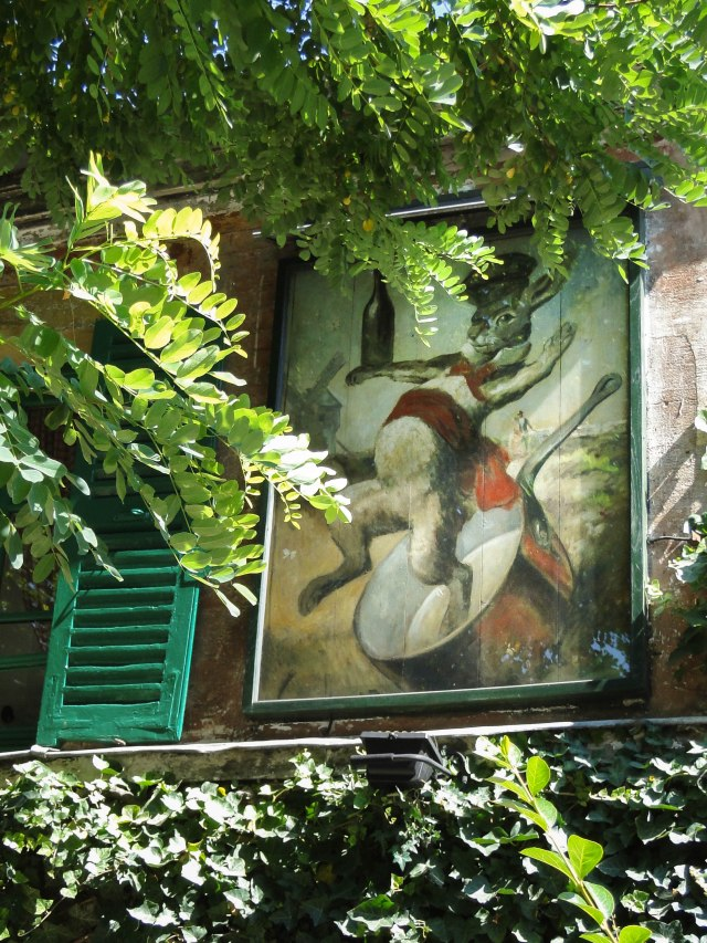 rabbit-painting-montmatre